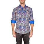 Daniel Button-Up Shirt // Black (XS)