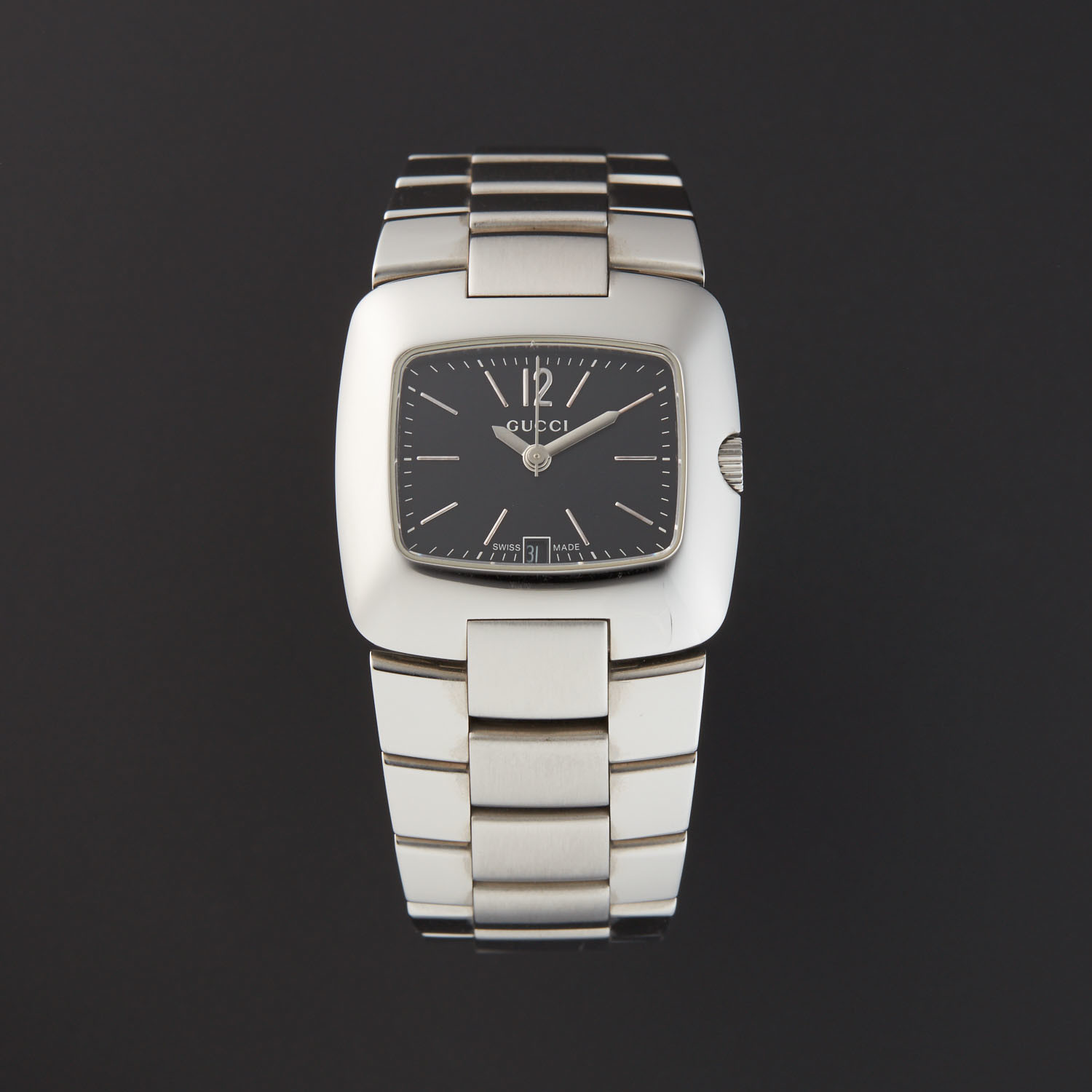 1d31cf25155 Gucci Lady Quartz    G-8500 L    Pre-Owned - Fantastic Ladies ...
