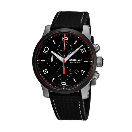 Montblanc Timewalker Chronograph Automatic // 112604