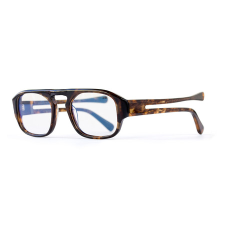 Shackleton // Double Temple Frame // Walnut