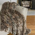 Signature Series Faux Fur Throw // Cheetah