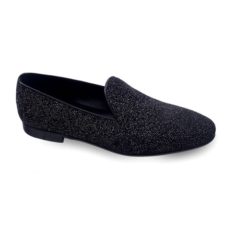 Matt Shoe // Black (Euro: 40)