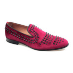Jacob Shoe // Burgundy (Euro: 43)