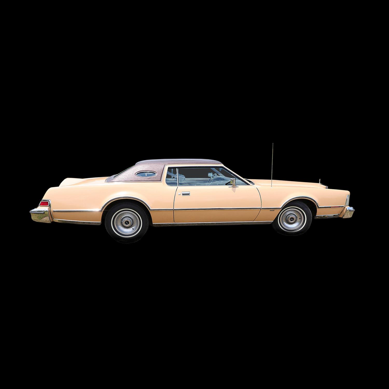 Elvis Presley // 1976 Lincoln Mark IV Car + Original