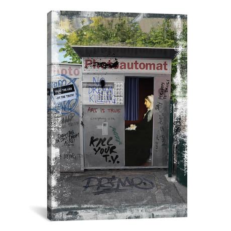 """Automat // Jose Luis Guerrero (18""""W x 26""""H x 0.75""""D)"""