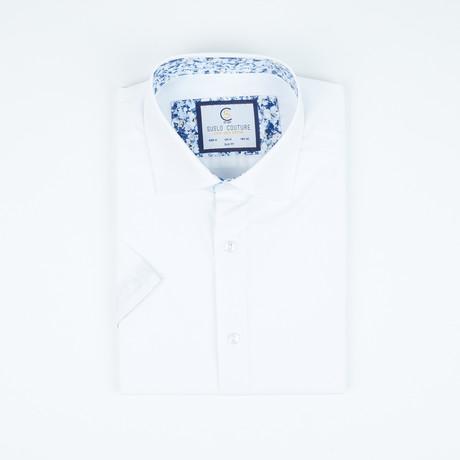 Jayden Button-Up Shirt // White (S)
