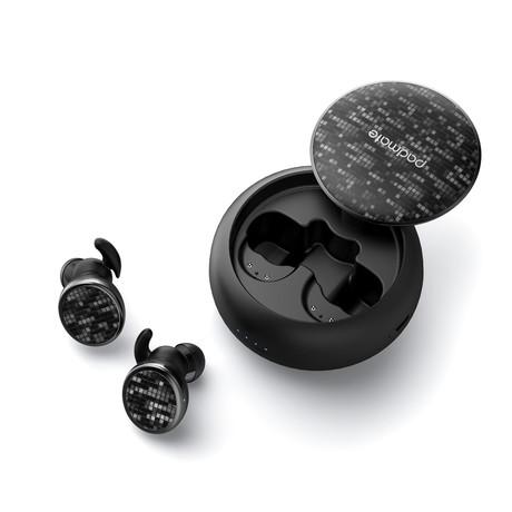 In-Ear Headphones (Black)