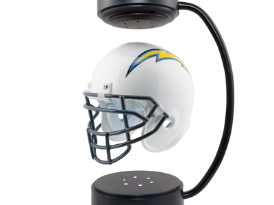 Photo of Hover Helmets Levitating NFL Helmets Los Angeles Chargers Hover Helmet by Touch Of Modern