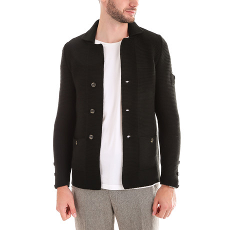George Jacket // Black (2XL)