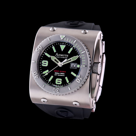 Azimuth Deep Diver Extreme-1 Automatic // EXTREME-1