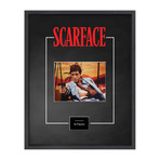 Signed Movie Poster // Scarface // Al Pacino