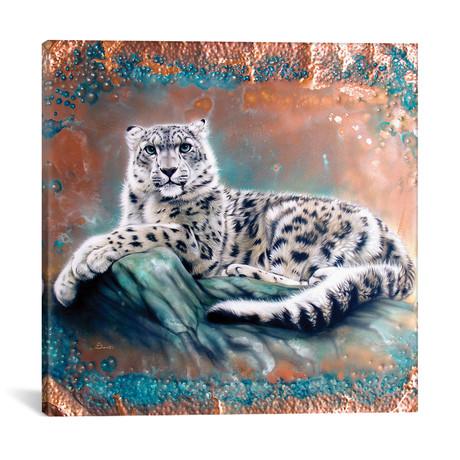 Copper Snow Leopard