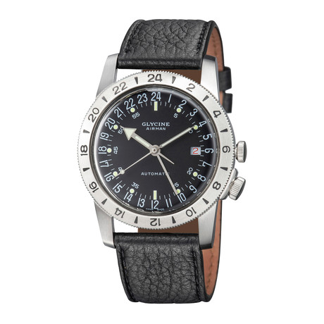 Glycine Airman No. 1 GMT Automatic // GL0162