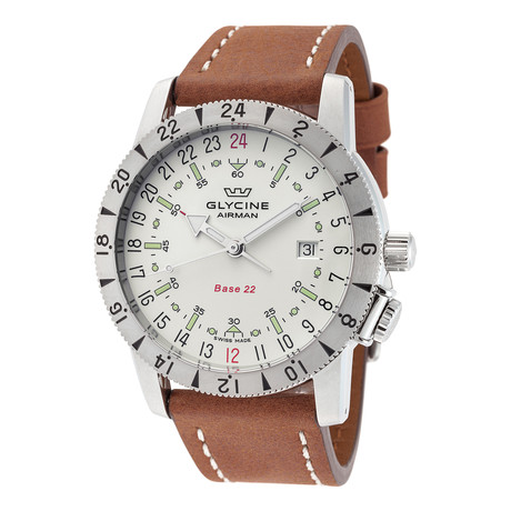 Glycine Airman Base 22 Purist Automatic // GL0202