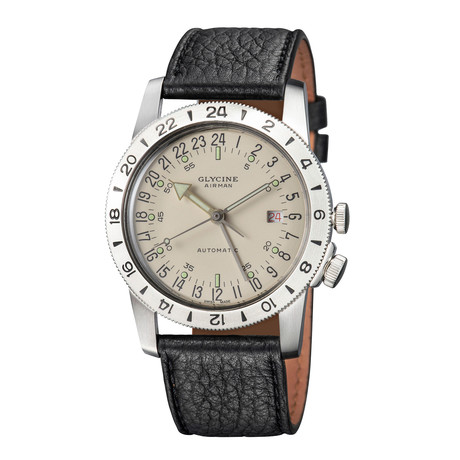 Glycine Airman No. 1 GMT Automatic // GL0164