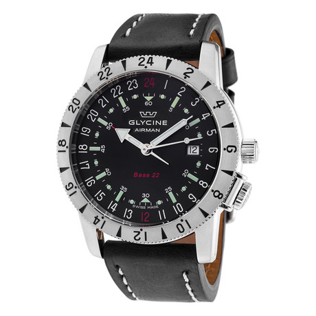 Glycine Airman Base 22 Purist Automatic // GL0208