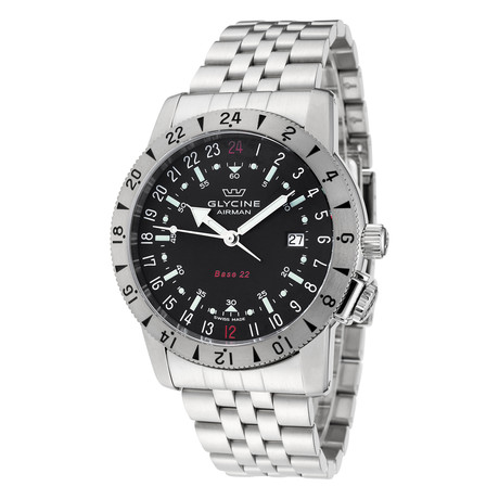Glycine Airman Base 22 Purist Automatic // GL0210