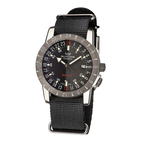 Glycine Base 22 Purist Automatic // GL0212