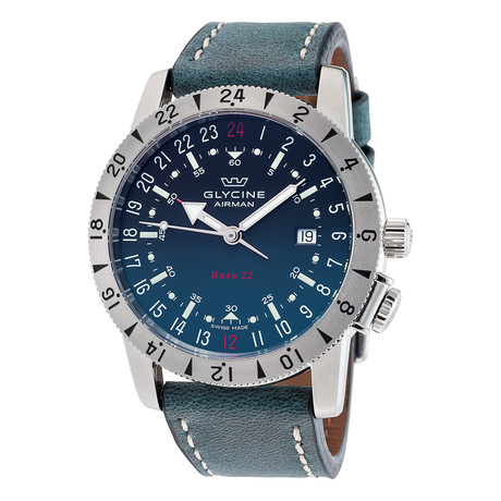 Glycine Airman Base 22 Purist Automatic // GL0204