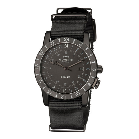 Glycine Base 22 Mystery Purist Automatic // GL0216