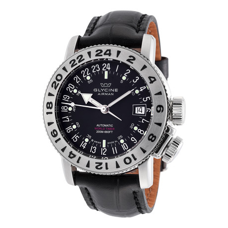 Glycine Airman 18 Purist Automatic // GL0224