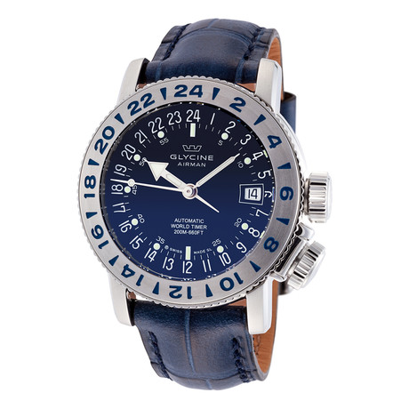 Glycine Airman 18 Purist Automatic // GL0220