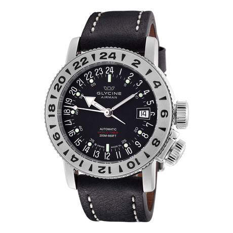 Glycine Airman 18 Purist Automatic // GL0223