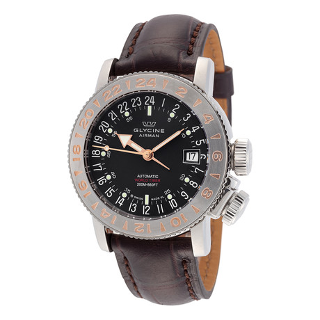 Glycine Airman 18 Purist Automatic // GL0228