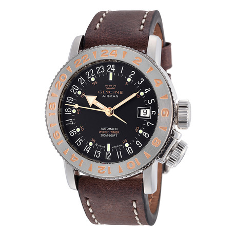 Glycine Airman 18 Purist Automatic // GL0227