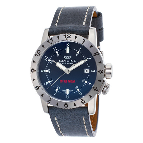 Glycine Airman Double Twelve Automatic // GL0234