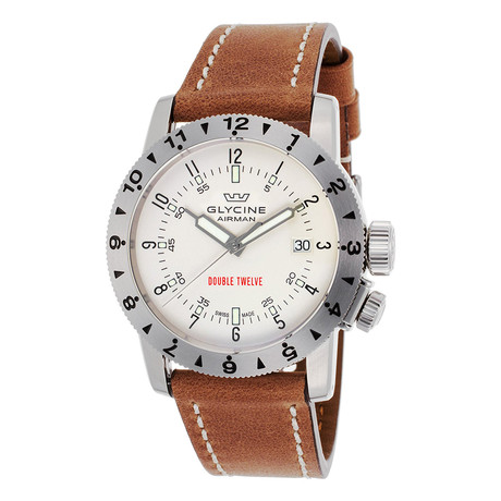 Glycine Airman Double Twelve Automatic // GL0232