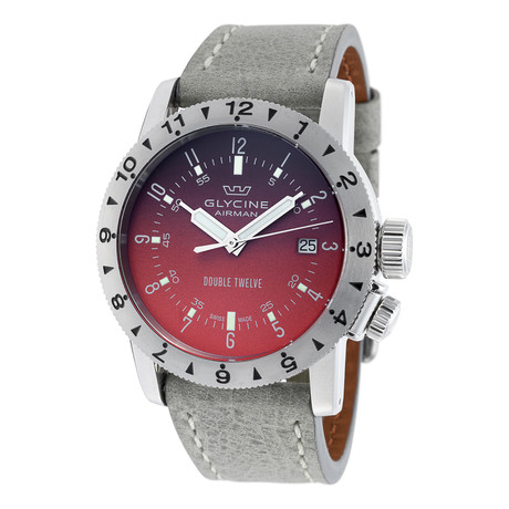 Glycine Airman Double Twelve Automatic // GL0233