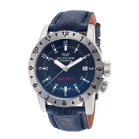 Glycine Airman Double Twelve Automatic // GL0235