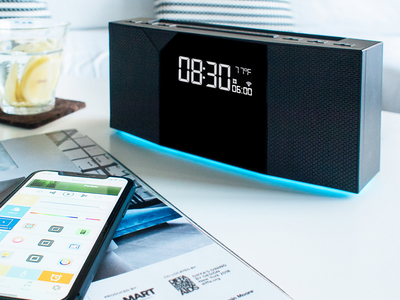 BEDDI_2.0_Intelligent_Alarm_Clock