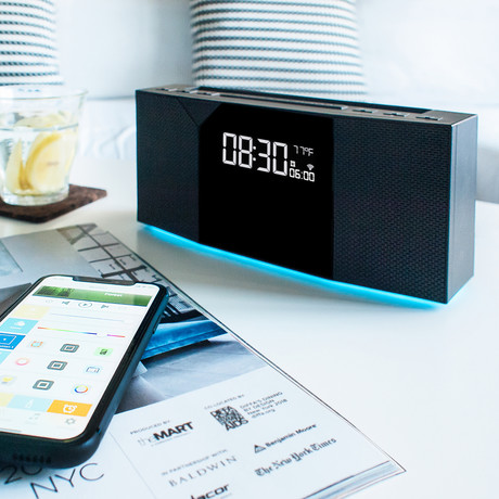 BEDDI 2.0 Intelligent Alarm Clock