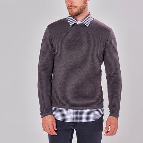 Jensen Sweater // Anthracite (XS)