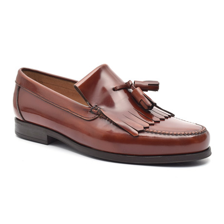 Tassel Loafer // Leather (Euro: 38)