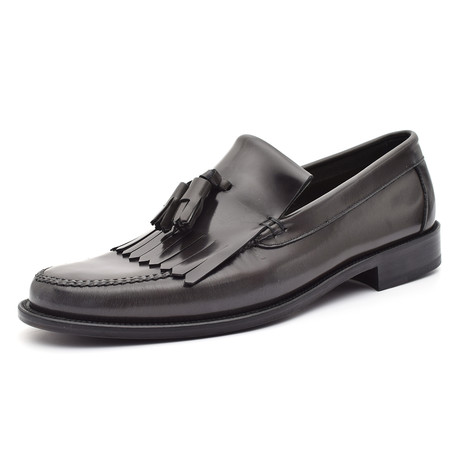 Tassel Loafer // Gray (Euro: 38)