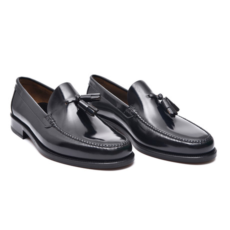 Tassel Loafer II // Black (Euro: 38)