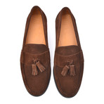 Suede Leather Loafer // Leather (Euro: 45)