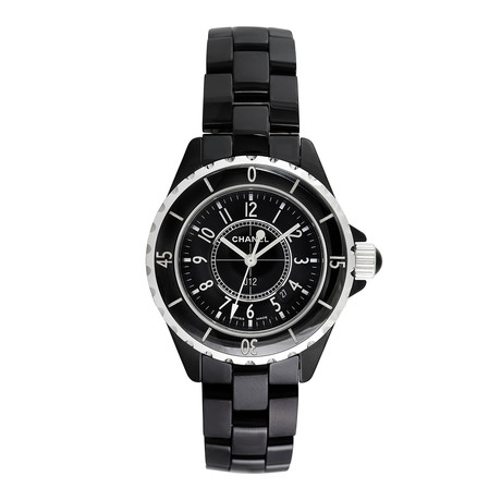 Chanel J12 Quartz // H0682 // Pre-Owned