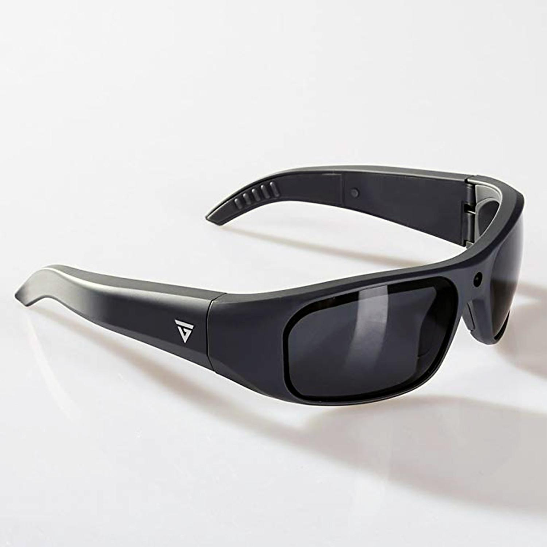 260a591e68 Apollo Water Resistant HD Video Recording Sunglasses    Titanium ...