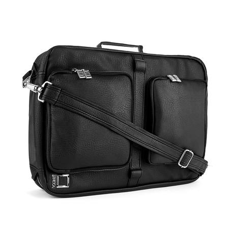 Quadra Convertible Bag // Black