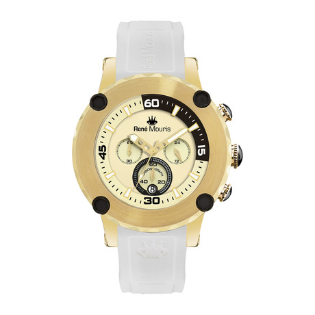 René Mouris Santa Maria Chronograph Quartz // 90103RM7