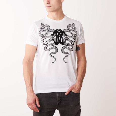 Pacomio T-Shirt // White (XS)
