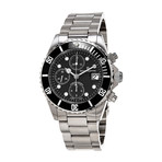 Revue Thommen Diver Chronograph Automatic // 17571.6137 // Store Display