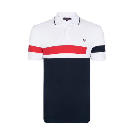 Stanley Polo SS Shirt // Navy (S)