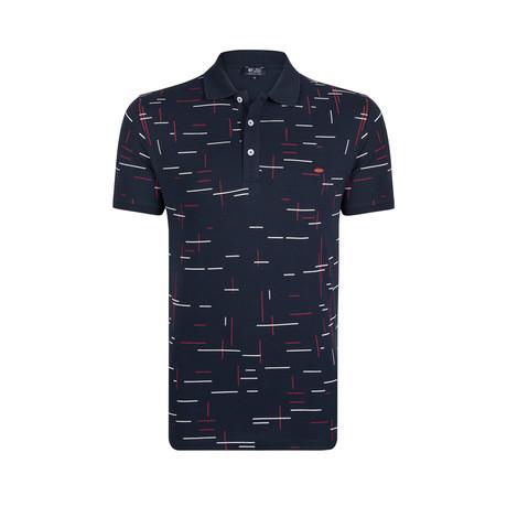 Jenson Polo SS Shirt // Navy (S)