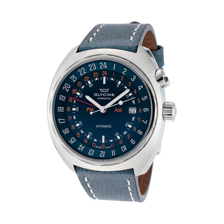 Glycine Airman STT Automatic // 3903.188.LB8B