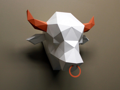 photo of Simon the Bull by Touch Of Modern